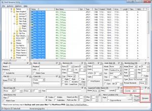 Używanie narzędzia Bulk Rename Utility do zmiany rozszerzeń plików