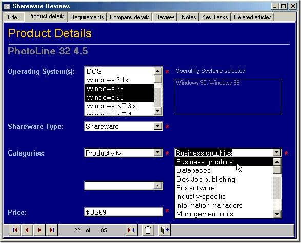 Databasics III: Data entry design | Geekgirl's Plain English
