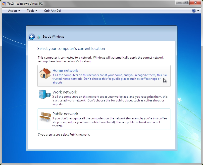 install windows 7 upgrade on new hard drive