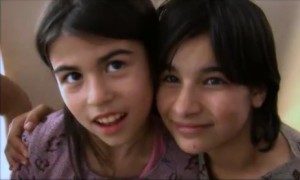Girls in Mehan Orphanage